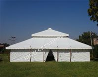 Decadent  Mughal Tent