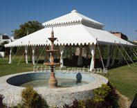 Event Mughal Tent