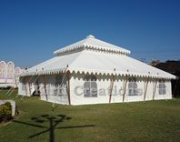 Exclusive Mughal Tent