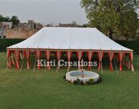 Exclusive Royal Tent