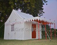 Exotic Lily Pond Tent