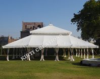 Extravagant  Mughal Tent