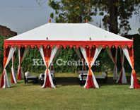 Imperial Indian Tent