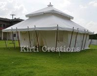 Imperial Mughal Tent