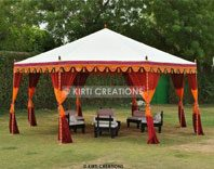 Indian Royal Tent