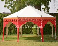 Luxurious Royal Tent