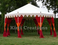 Magnificent Indian Tent