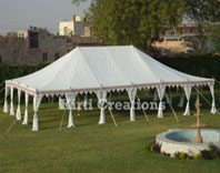 Magnificent Royal Tent