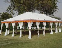 Majestic Indian Tent