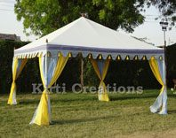 Monolithic Indian Tent