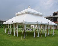 Monolithic Mughal Tent