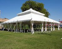 Outdoor Mughal Tent