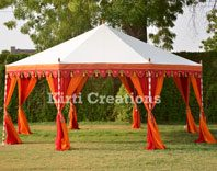 Outdoor Royal Tent
