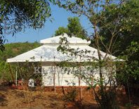 Party Indian Tent