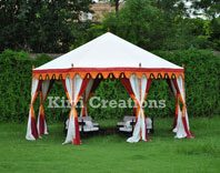 Party Royal Tent