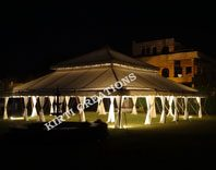 Refined  Mughal Tent