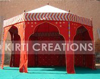 Romantic Party Tent