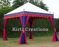 Traditional Royal Tent