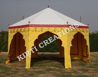 Wedding Royal Tent