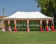 Wonderful Royal Tent